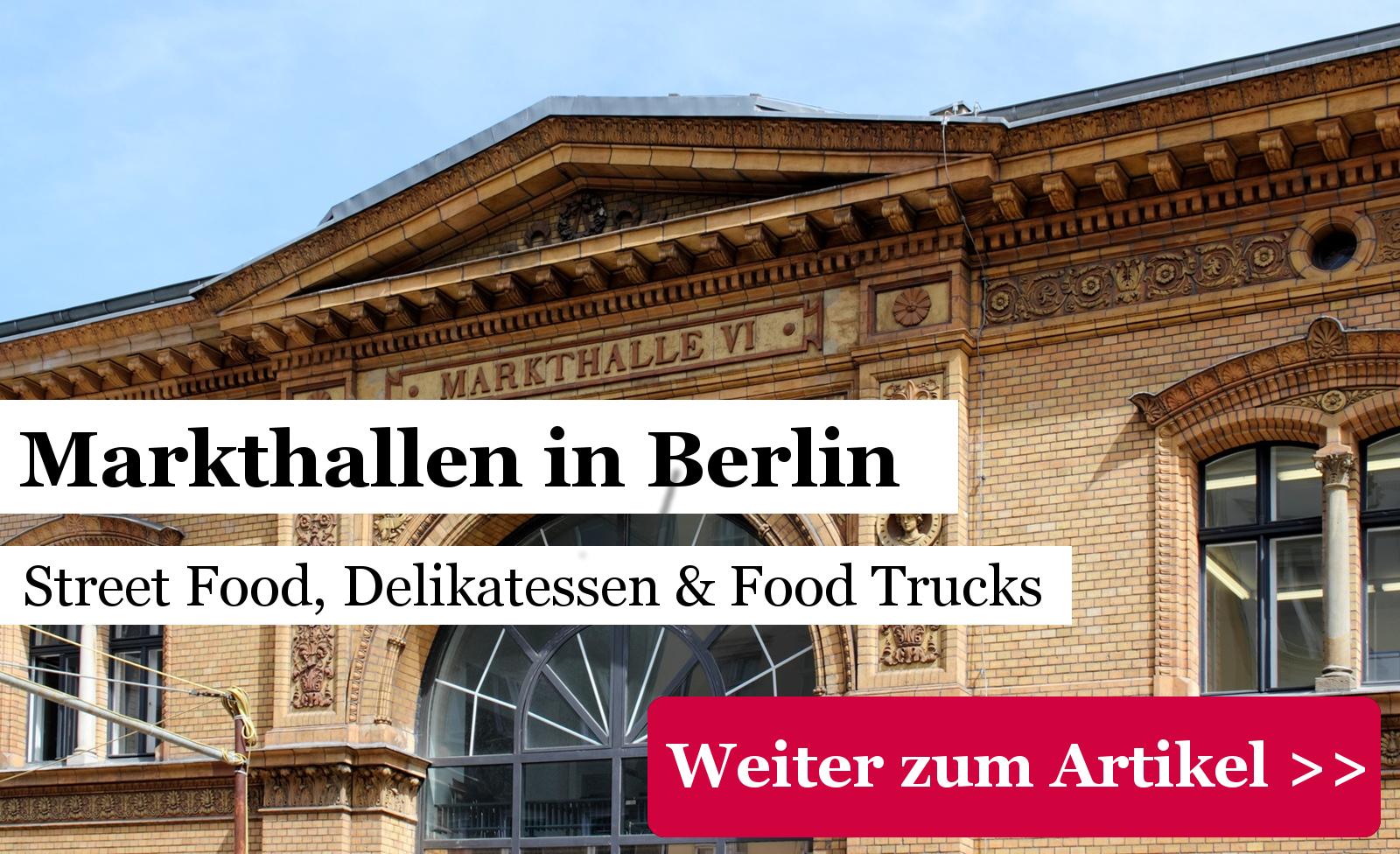 Markthallen Berlin