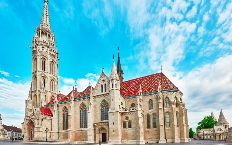 Matthias-Kirche