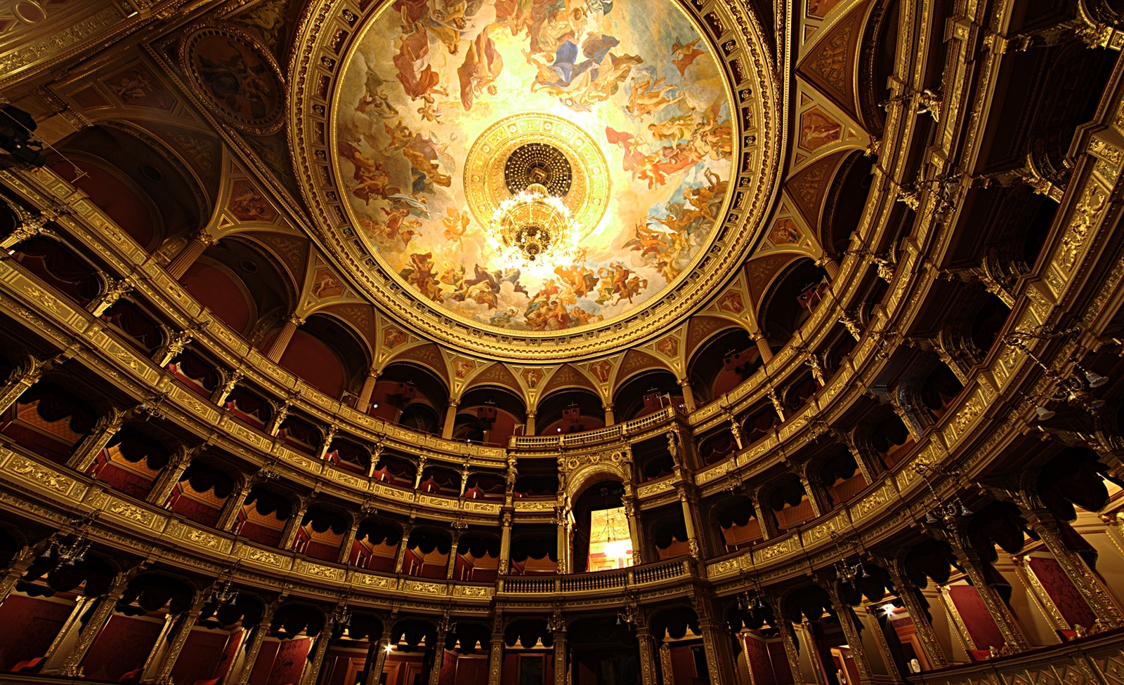 Opernhaus Budapest