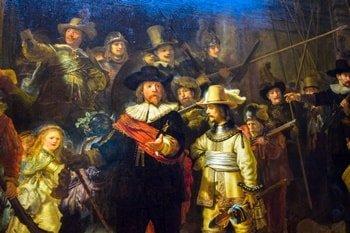 Rijksmuseum Gemälde