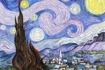 Van-Gogh-Museum Gemälde
