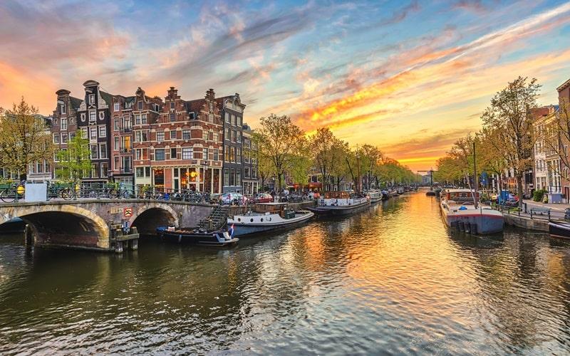 Amsterdam Pärchenurlaub