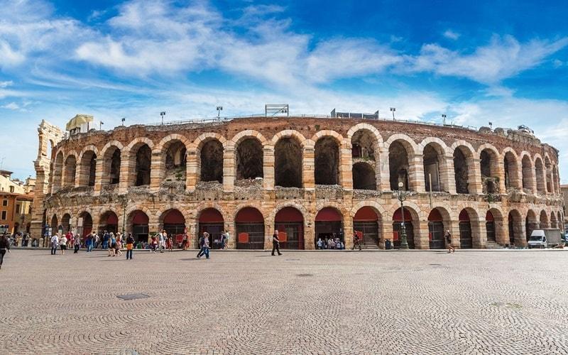 Verona Italien Karte.Verona Sehenswürdigkeiten Die 11 Besten Attraktionen Für 2019