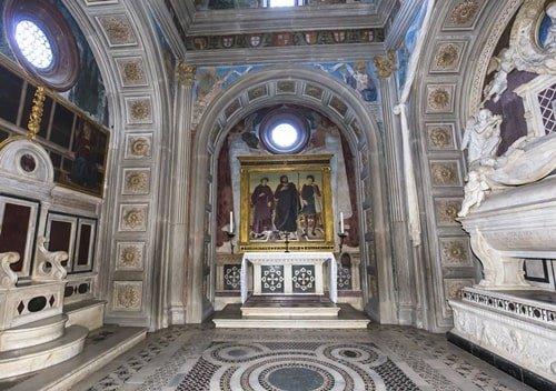 Basilica San Miniato al Monte Innen