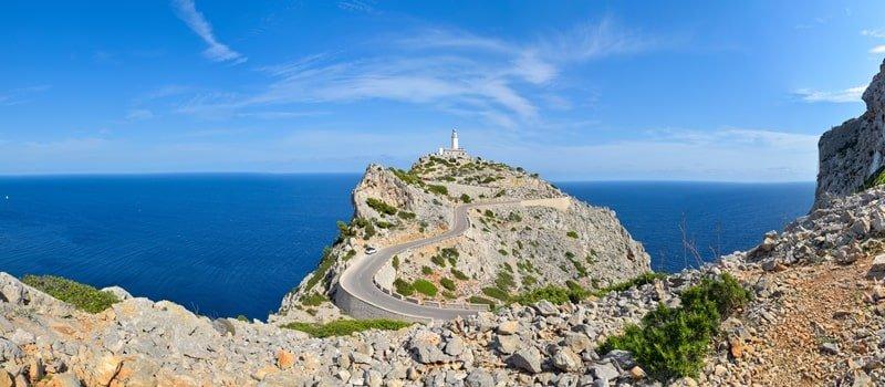 Cap de Formentor Panorama
