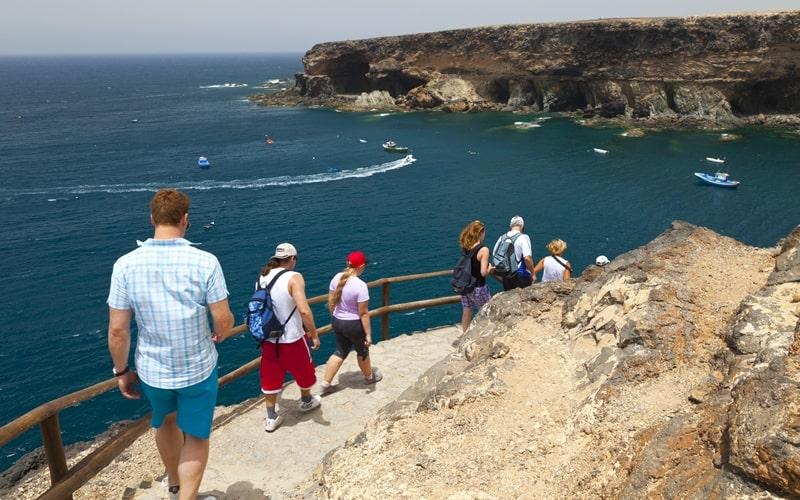Cuevas de Ajuy auf Fuerteventura