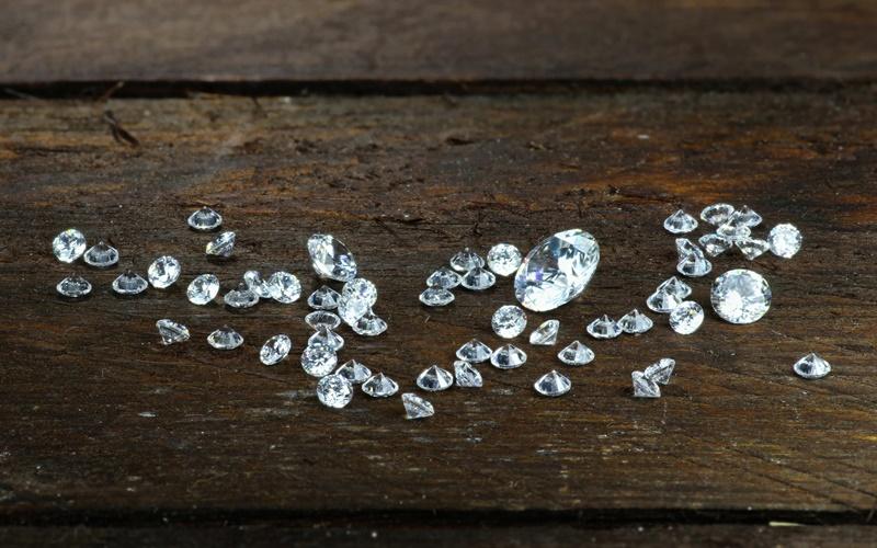 Diamantenviertel