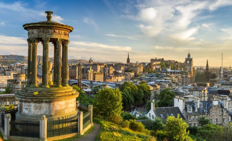 Edinburgh Sehenswürdigkeiten