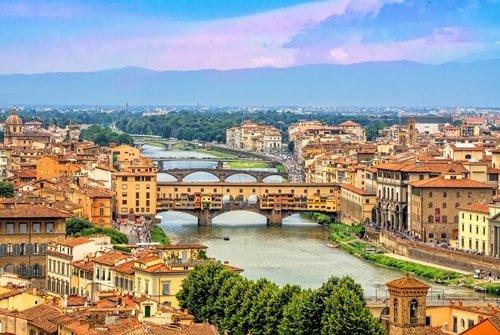 Florenz Attraktionen