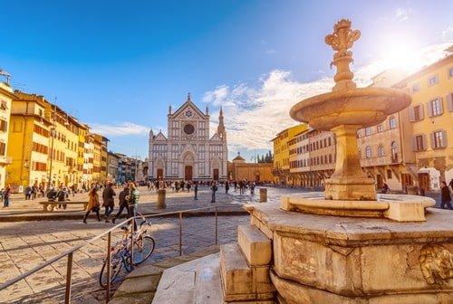 Florenz Innenstadt