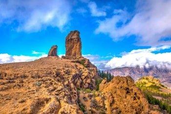 Gran Canaria Sehenswürdigkeiten Roque Nublo