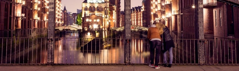 Hamburg Pärchen
