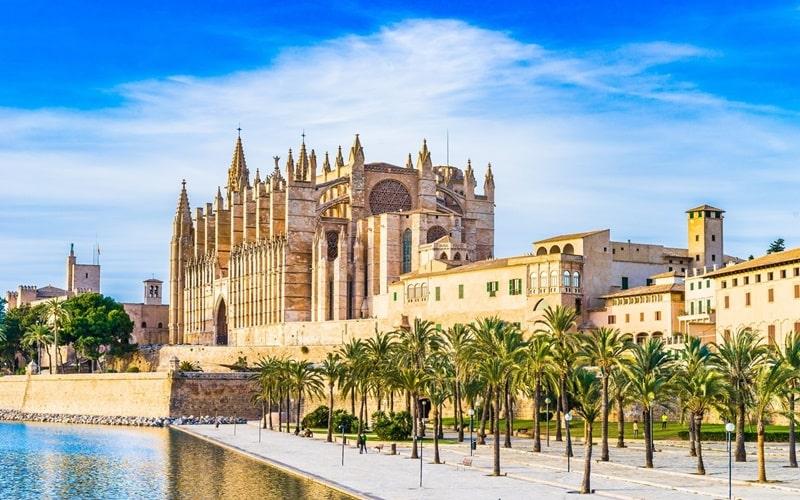 Kathedrale-von-Palma Sehenswürdigkeit