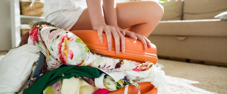 Kofferpacken Tipps