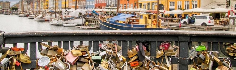 Kopenhagen Brücke