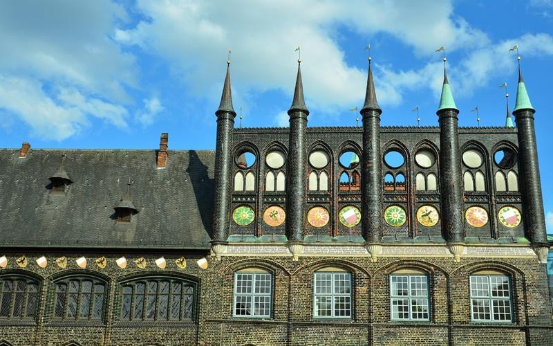 Lübecker-Rathaus