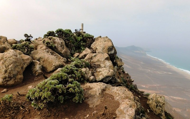 Pico de la Zarza auf Fuerteventura