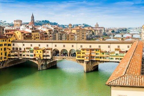Ponte Vecchio Florenz