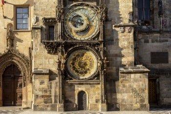 Prag Sehenswürdigkeiten Astronomische Uhr