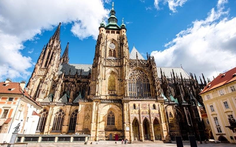 Prager Burg Sehenswürdigkeiten Prag