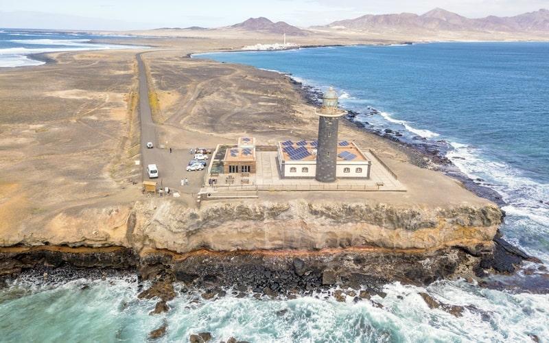 Punta Jandia Leuchtturm