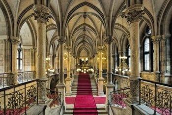 Rathaus Wien Innen
