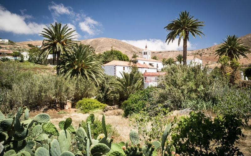Santa Maria Betancuria Fuerteventura