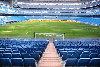 Santiago-Bernabéu-Stadion
