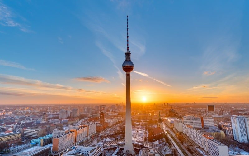 Schönste Städte Deutschlands Berlin