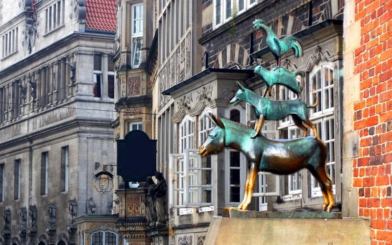 Schönste Städte Deutschlands Bremen