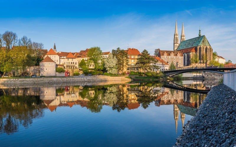 Schönste Städte Deutschlands Görlitz