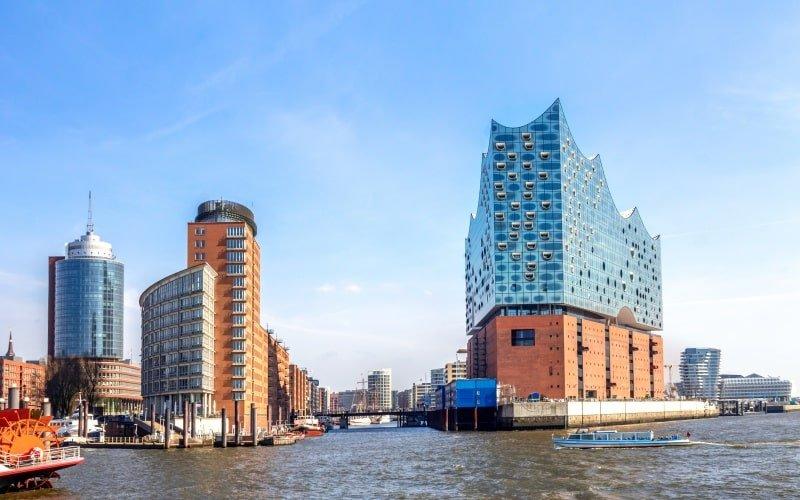 Schönste Städte Deutschlands Hamburg