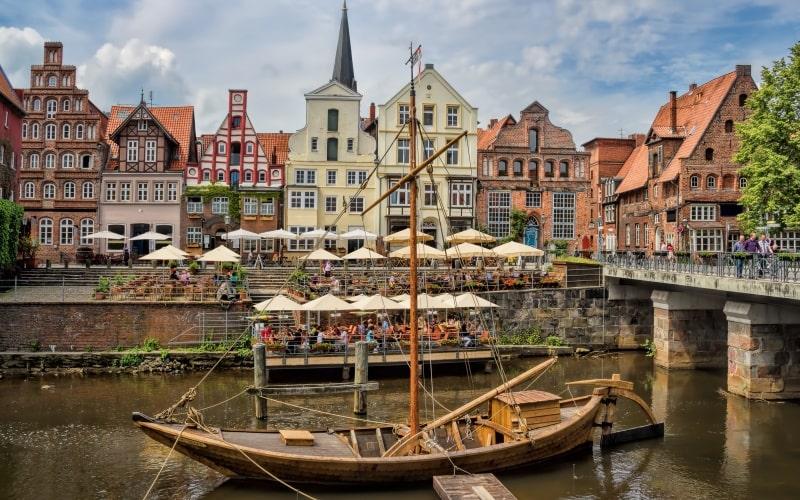 Schönste Städte Deutschlands Lüneburg