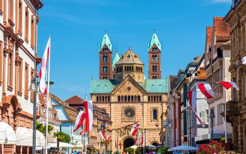 Schönste Städte Deutschlands Speyer