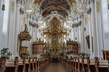 St. Paulin Kirche innen
