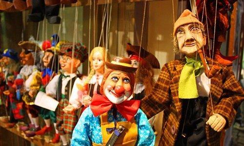 Theaterfiguren museum lübeck