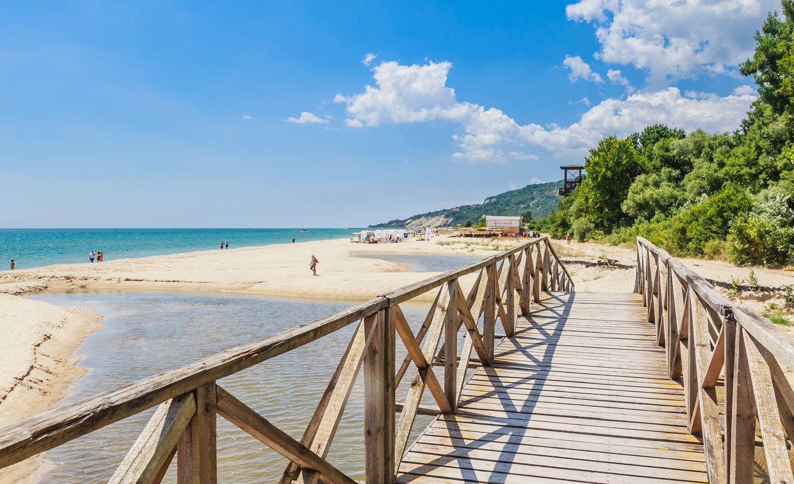 Strand von Bulgarien