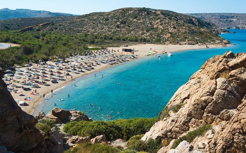 Vai Beach Kreta