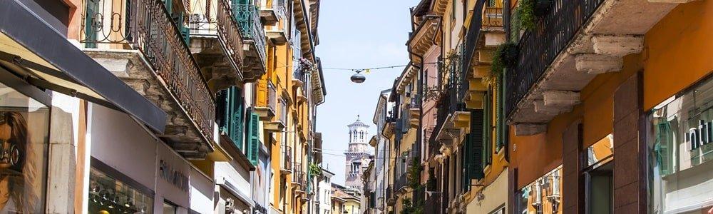 Verona Straßen
