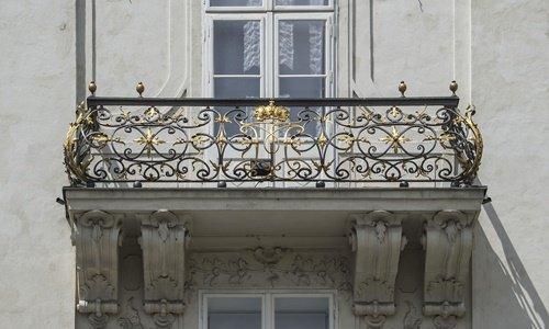hofburg innsbruck balkon