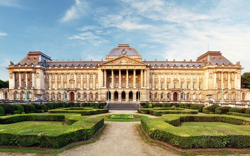 palais royale brüssel