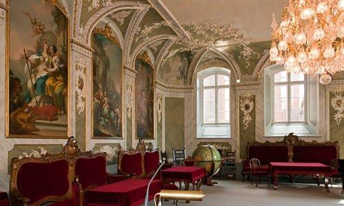 rathaus Lübeck Innen klein