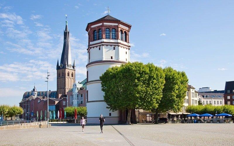 Altstadt-von-Düsseldorf