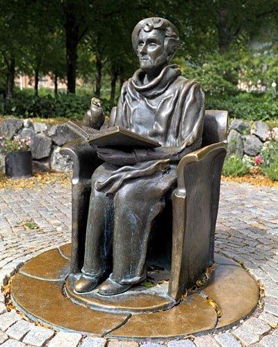 Astrid Lindgren Denkmal Stockholm