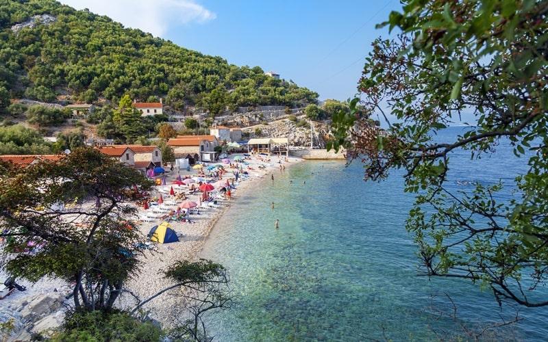 Beli auf Cres Kroatien