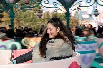 Disneyland Fahrgeschäft