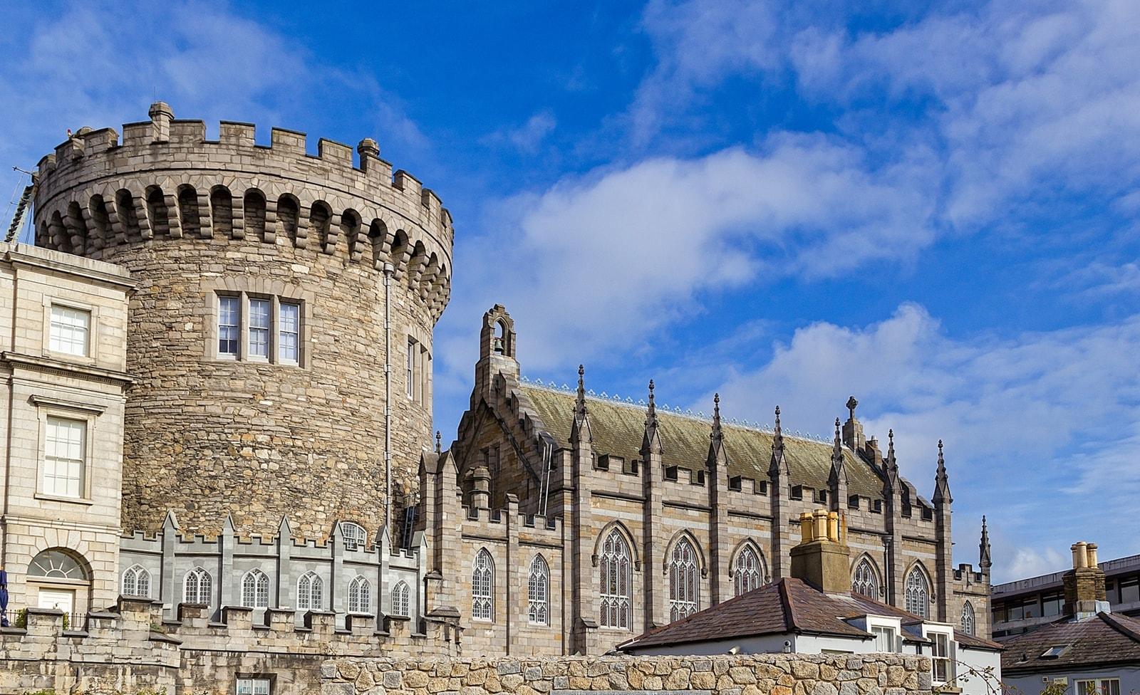 Schloss von Dublin