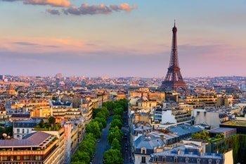 Eiffelturm Aussicht