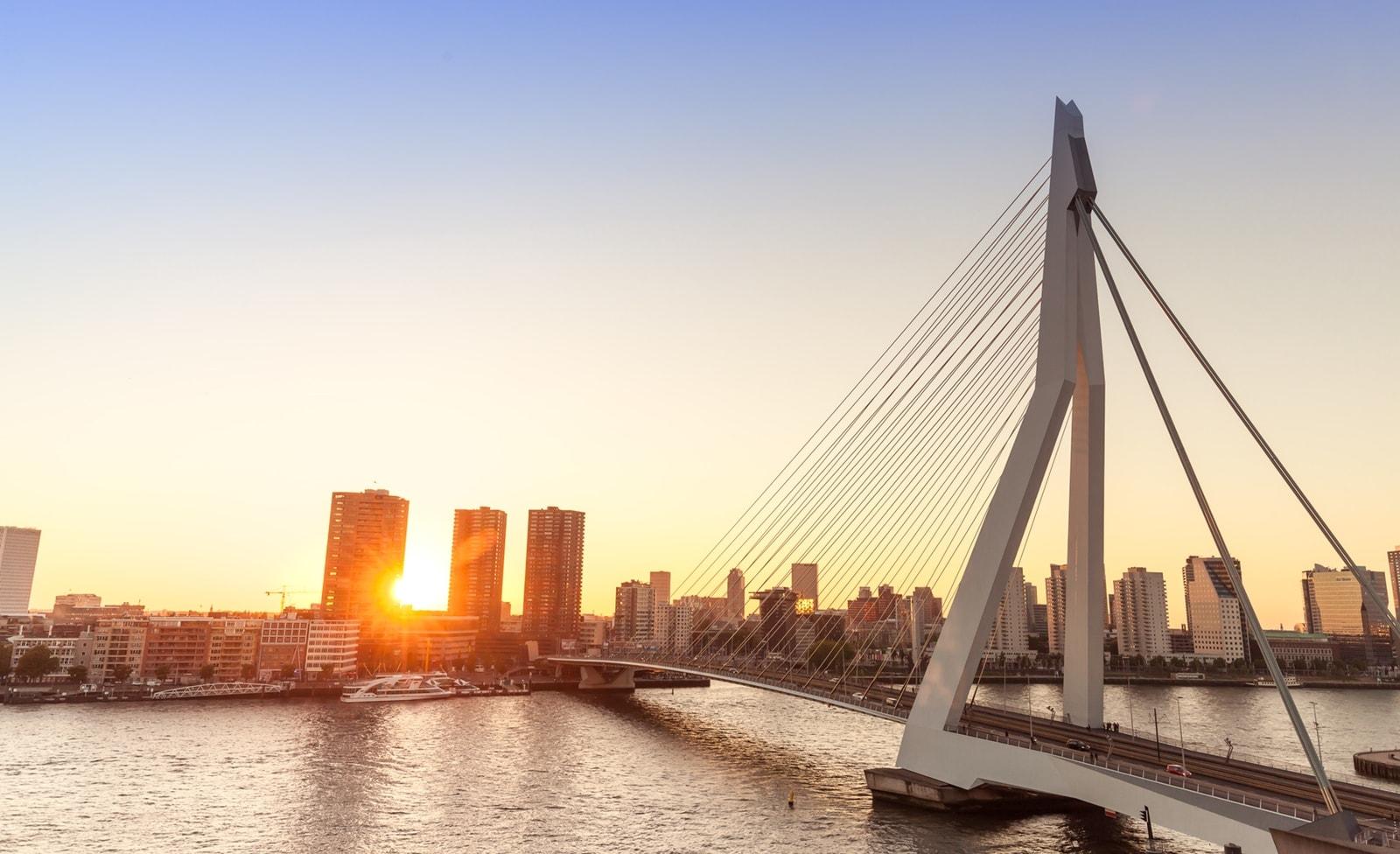 Rotterdamer Erasmusbrücke
