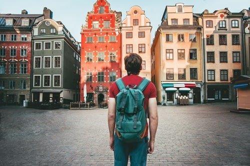Gamla stan Altstadt von Stockholm